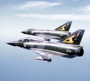 Australian U.S. Air Force Jets
