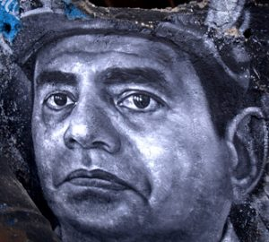 Portrait of Egyptian Revolutionary