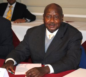 Yoweri Museveni signs anti-gay law