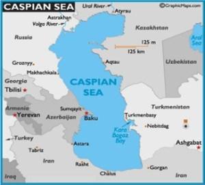 Arctic 5 and Caspian 5