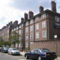 A Housing Block in London