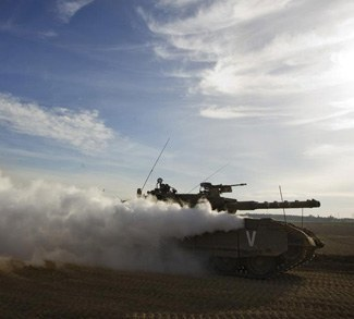 Israel Tank cc Amir Farshad Ebrahimi