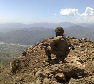 Pakistan Army, cc Al Jazeera English