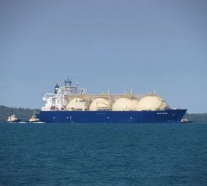 LNG Tanker cc Ken Hodge