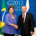 Los Cabos - México, 18/06/2012. Presidenta Dilma Rousseff durante encontro com o presidente da Federação Russa, Vladimir Putin. Foto: Roberto Stuckert Filho/PR.