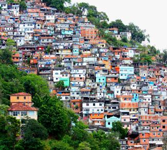 Brazil Favela Flickr cc Dany13