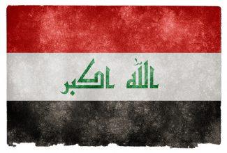 Iraq Flag CC Nicolas Raymond