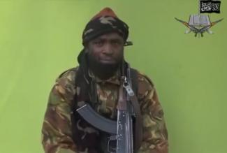 Abubakar Shekau CC Wikipedia