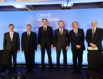 Southern Europe Session, Crans Montana Forum