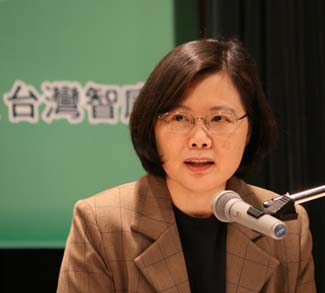 Tsai Ying-wen cc Flickr Davidreld