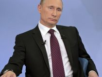 Vladimir Putin cc Wikicommons