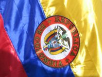 Colombia Flag CC Medeamaterial Flickr