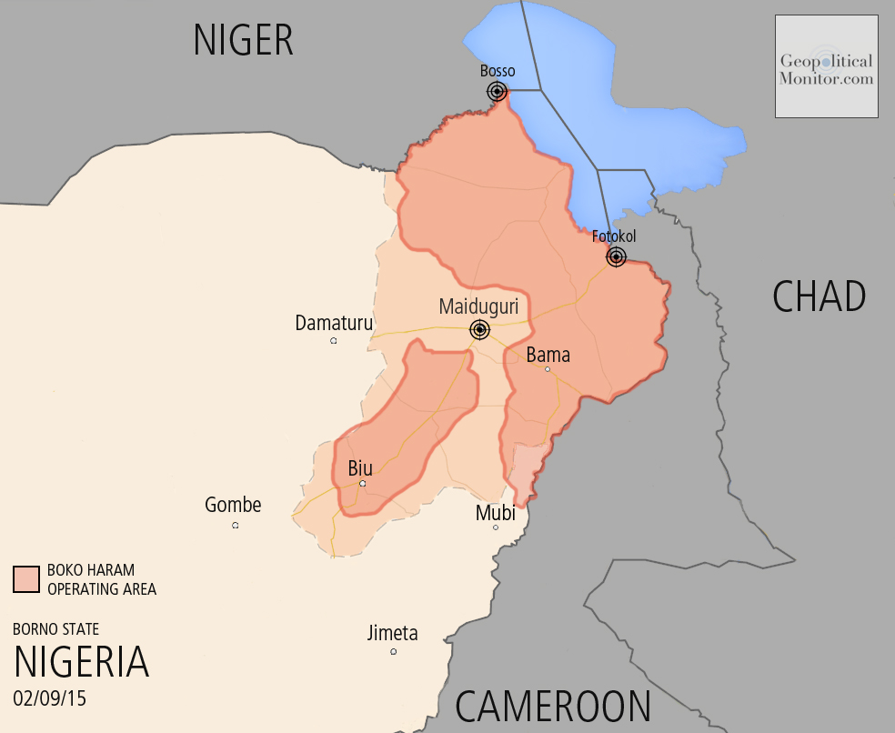 Boko Haram in Nigeria. Geopoliticalmonitor.com.