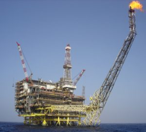 Bouri_NC_41_DP4_platform, an Eni off-shore platform in the Mediterranean. cc wikicommons