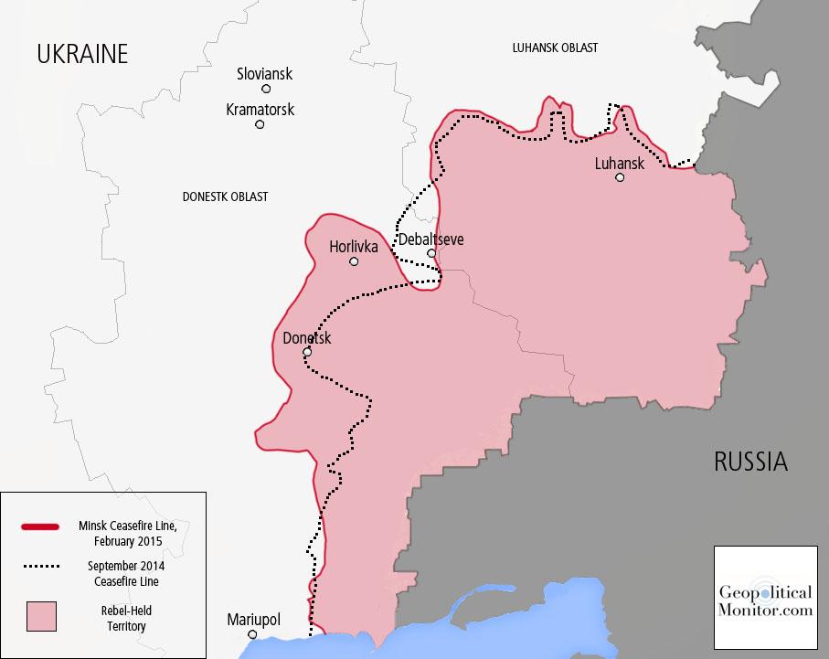 Ukraine Minsk Ceasefire, Geopoliticalmonitor.com