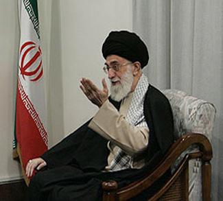 Iranian Supreme Leader Khamenei, Wikicommons, cc Визит в Исламскую Республику Иран. Второй Каспийский саммит