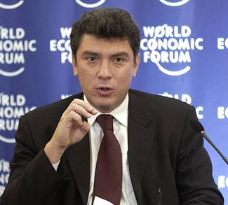 cc World Economic Forum. Boris_Nemtsov_2003_RussiaMeeting