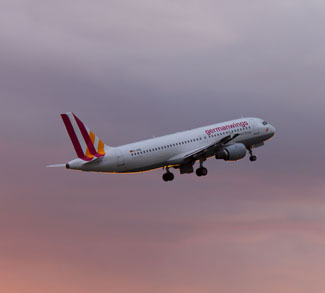 Germanwings Airbus 320, cc Flickr Linus Φόλλερτ