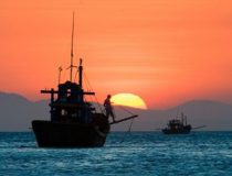 Fishing boat on the South China Sea, cc Flickr Times Asl, modified, https://creativecommons.org/licenses/by/2.0/