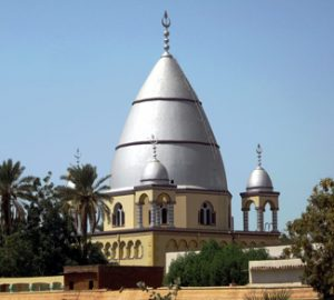 Tomb of the Mahdi, cc Flickr, David Stanley