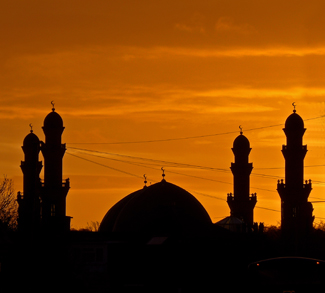 Bradford Mosque, cc Tim Green Flickr