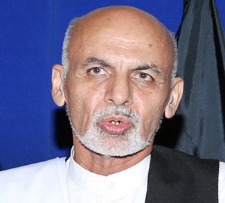 Ashraf_Ghani, cc Wikicommons