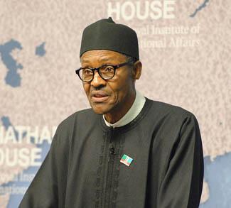 Buhari, cc Flickr Global Panorama, modified