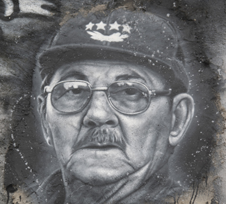 Castro Portrait, cc Flickr thierry ehrmann, https://creativecommons.org/licenses/by/2.0/