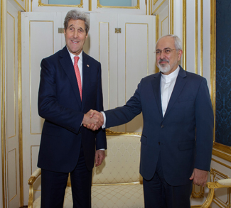 Kerry Zarif, cc Flickr UNVIE, https://creativecommons.org/publicdomain/mark/1.0/