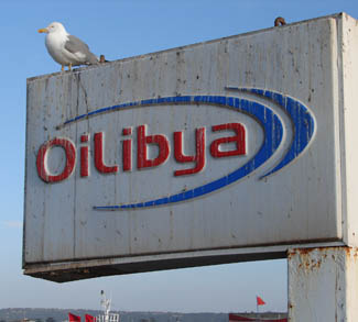 Oil Libya, cc Flickr Antony Stanley