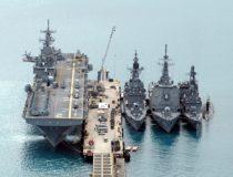 Okinawa Port, cc Flickr Marion Doss