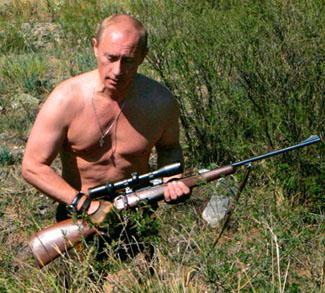 PutinHunting, cc Flickr Jedimentat44