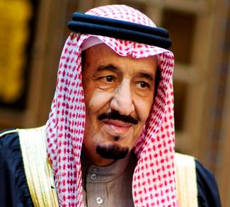 King Salman, cc wikicommons