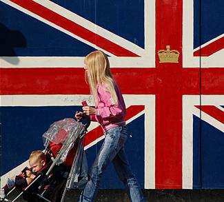 Union Jack, cc Flickr Anna & Michal,