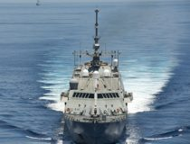 Littoral Combat Ship USS Fort Worth, cc Flickr Naval Surface Warriors