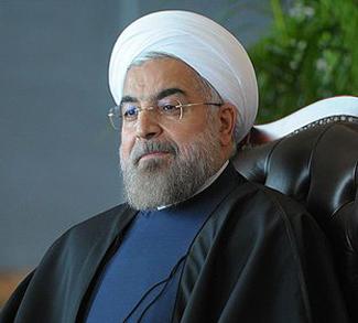 Rouhani, cc Wikicommons