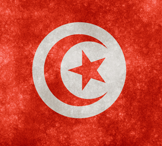 Tunisia Flag, cc Flickr Nicolas Raymond