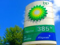 BP Gas sign, cc Flickr Mike Mozart