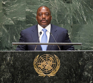 Joseph Kabila, cc Flickr MONUSCO Photos