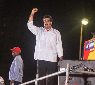 Maduro, CC Global Panorama