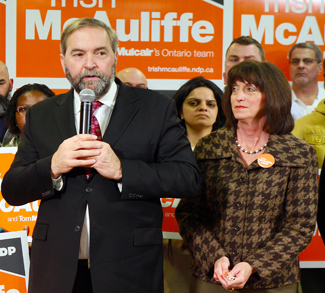 Mulcair, 2014, cc Flickr Alex Guibord
