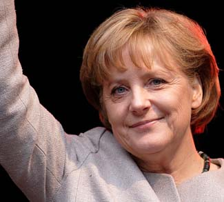 Merkel, cc Flickr Duncan Hull