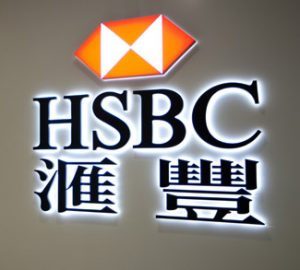 HSBC Logo, CC Flickr FuFu Wolf, modified, https://creativecommons.org/licenses/by/2.0/