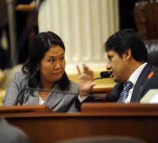 Keiko, cc Flickr Congreso de la República del Perú, modified, https://creativecommons.org/licenses/by/2.0/