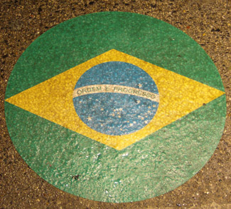 Brazflag, cc Flickr Michael, modified, https://creativecommons.org/licenses/by/2.0/