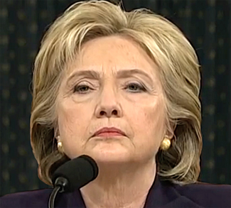 English: Former Secretary of State Hillary Clinton testified before the House Select Committee on Benghazi, which was investigating the events surrounding the September 11, 2012, terrorist attack on the U.S. consulate in Benghazi, Libya, in which Ambassador Christopher Stevens and three others died., C-Span, public domain