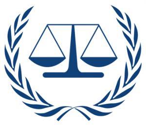 Logo of International Criminal Court