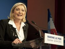 Marine Le Pen of the National Front, cc Flickr Rémi Noyon, modified, https://creativecommons.org/licenses/by/2.0/