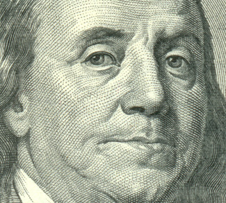 US Currency, public domain, modfiied, https://commons.wikimedia.org/wiki/File:Usdollar100front.jpg