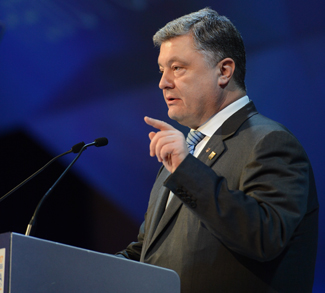 poroshenko, cc Flickr European People's Party, modified, https://creativecommons.org/licenses/by/2.0/